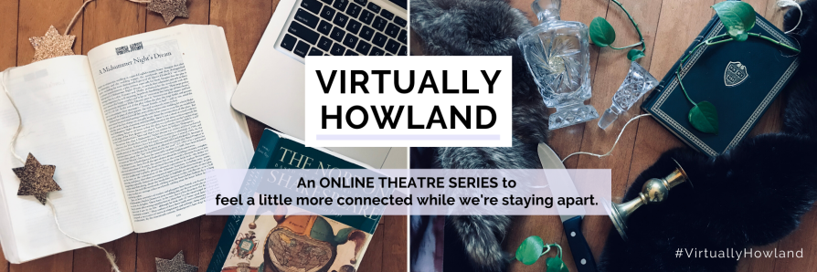 Cover of VIRTUALLY HOWLAND (1)